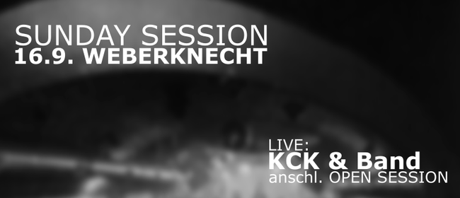 KCK & Band / Open Live Session