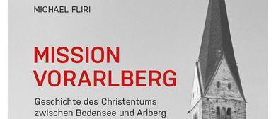 """Buchpräsentation """"Mission Vorarlberg"""""""