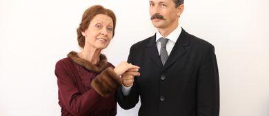 Konversationen im Herrenhof-Olga Schnitzlers Talk-Show mit