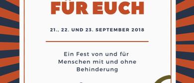 Inklusiv für euch: Das Herbstfest am Badeschiff Wien
