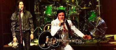 RUSTY - the Elvis Tribute Artist am Muttersberg