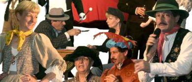Sehr witzig... mit Alfons Noventa & Christine Aichberger