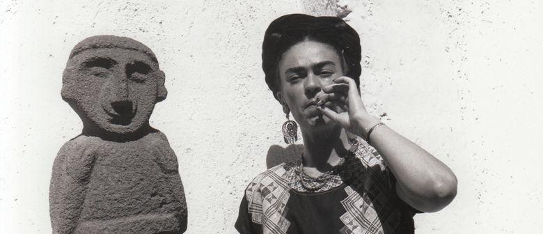 """Gisèle Freund """"Frida Kahlo & Diego Rivera"""""""