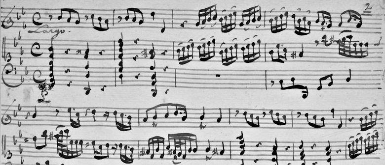 """""""à due"""" - Werke von Bach, Graupner & Telemann"""