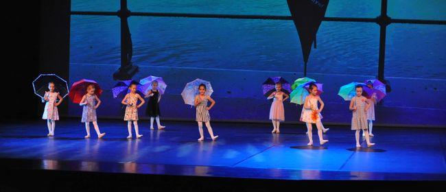Ballett/Kreativ Jahrgang 2010 und älter