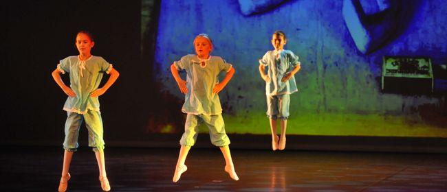 Ballett/Kreativ Jahrgang 2009 und älter