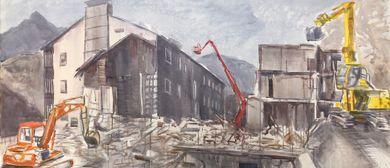 Roland Haas: UNDER CONSTRUCTION - Betreten Verboten