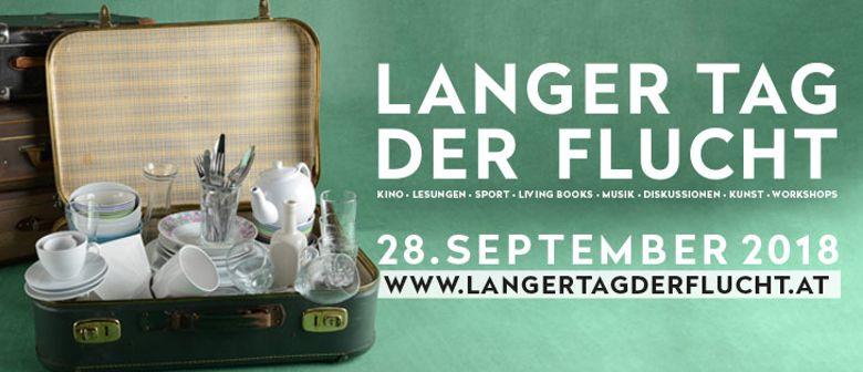 LANGER TAG DER FLUCHT - Konzertabend & JamSession