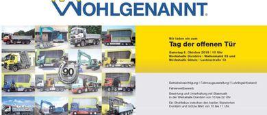 Fahrzeugbau Wohlgenannt - 90 Jahre - Tag der offenen Tür