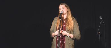 Poetry Slam - Mit Haut und Haar