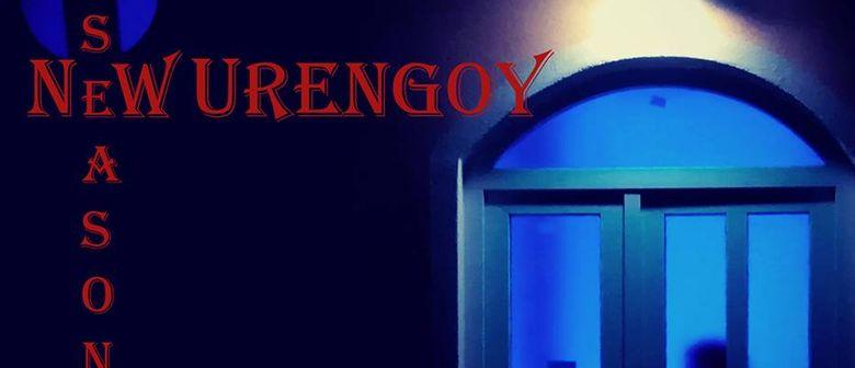 """New UrengoY Album """"Seasons""""- Release Concert"""