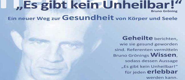 """Dokumentarfilm """"Das Phänomen Bruno Gröning"""""""