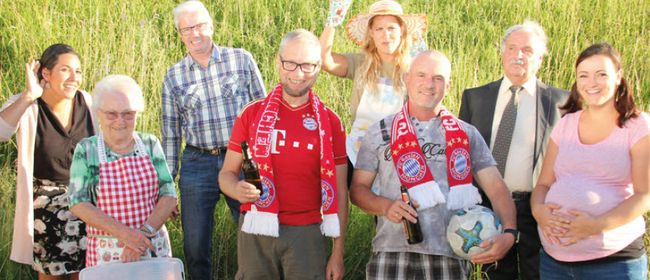"Theatergruppe Wald-Dalaas: ""Hausbesuche"""