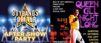 Boybands & Bohemian Power Disco / Best Of LoftSamstag