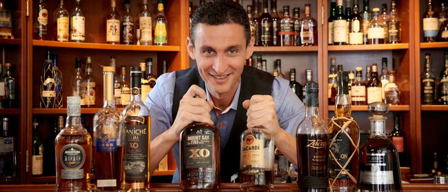 First American Bar lädt zum Rum-Tasting