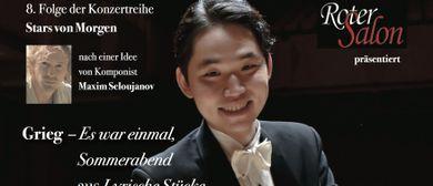 STARS VON MORGEN – Pianist Ryoma Takagi