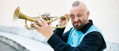 Jahreskonzert Harmoniemusik Vaduz - Stargast Thomas Gansch