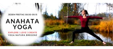 Anahata Yoga- Explore | Love | Create: CANCELLED