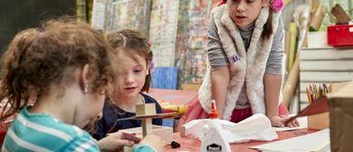 Kinderkunst spezial - Druckfrisch