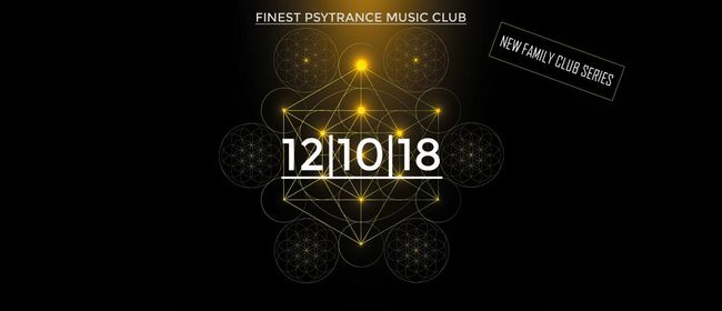 "Club Utopia Reunion - ""Psytrance Night special"""
