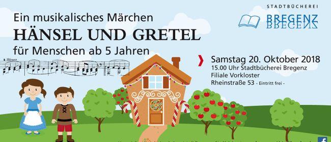 Super Ein musikalisches Märchen: HÄNSEL UND GRETEL (ab 5 Jahren &HF_31