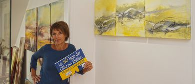 Rosemarie König: Offenes Atelier