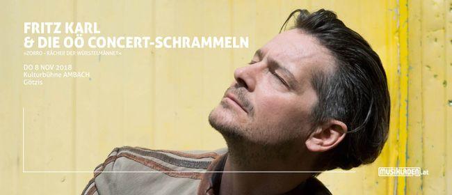 Fritz Karl & Die Oberösterreichischen Concert-Schrammeln