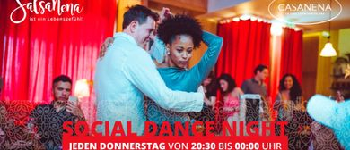 Salsa Social Dance Night