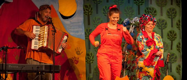 Die Geggis - Schmetterlinge Kindertheater