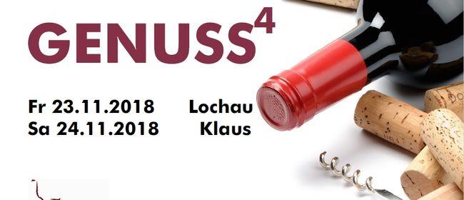 GENUSS HOCH 4