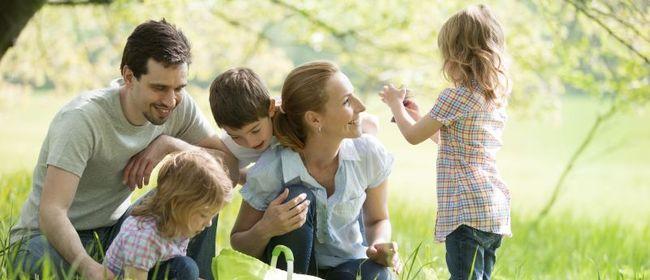 Rituale im Familienalltag: ABGESAGT