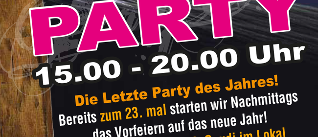 Silvesterparty im Roncat