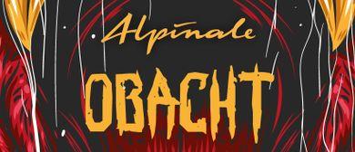 Obacht! – Die erste ALPINALE Horrorkurzfilmnacht & DJ/Party
