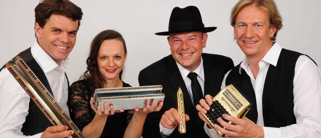Konzert Mundharmonika Quartett Austria