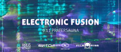 ELECTRONIC FUSION - 4 Floors - 4 Crews - 4 Styles! mit Rave