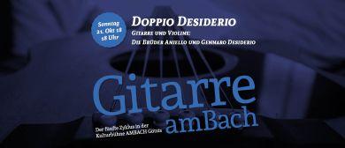 Gitarre amBach: Doppio Desiderio