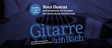 Gitarre amBach: Solo Danzas