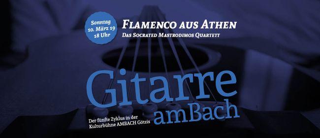 Gitarre amBach: Flamenco aus Athen