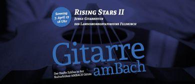 Gitarre amBach: Rising Stars II