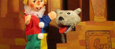 Friedburger Puppenbühne: Kasperl im Land der Pyramiden