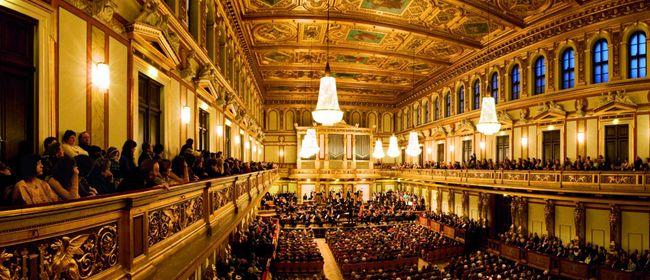 Silvesterkonzert mit dem Tonkünstler-Orchester NÖ