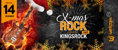 Kingsrock live beim Xmas Rock in der Werkstatt Rankweil