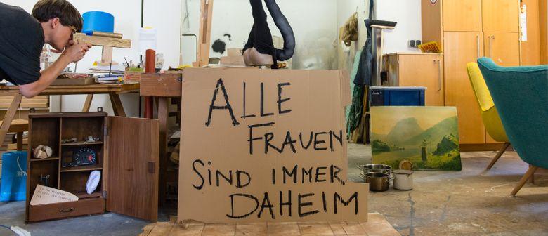 Ausstellungseröffnung: A. M. Jehle / Christine Lederer