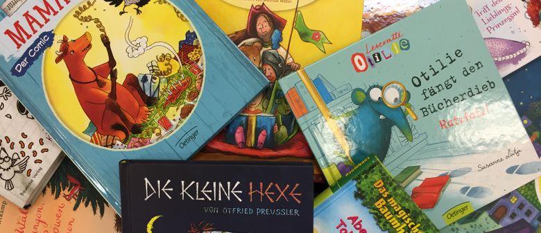 KINDERTAGE: Tag des Kinderbuchs