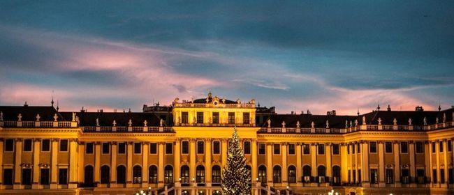Kultur- und Weihnachtsmarkt & Neujahrsmarkt Schloß Schönbrun