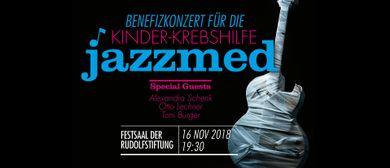 Ein Benefiz-Jazzkonzert für die Kinder-Krebshilfe