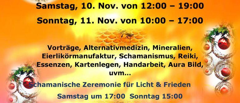 Kunst, Genuss & Wohl-Fühl-Messe