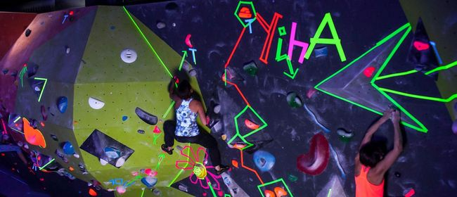 KLIMMEREI Blacklight Bouldery 04