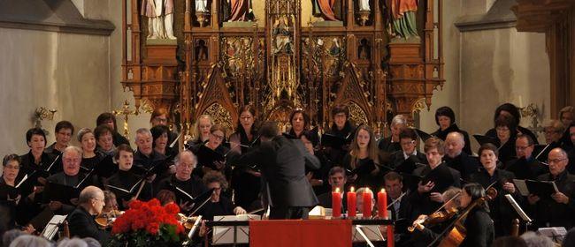 Weihnachtliche Chor- und Orgelmusik