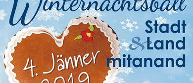 Winternachtsball - Stadt & Land mitanand in Tracht